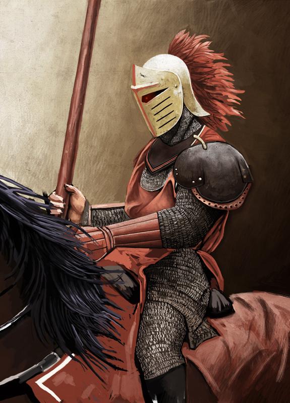 Fantasy Knight Art Sci-fi and fantasy fan,